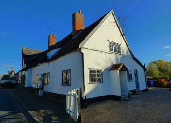 Thumbnail 2 bedroom end terrace house for sale in Monks Eleigh, Ipswich, Suffolk