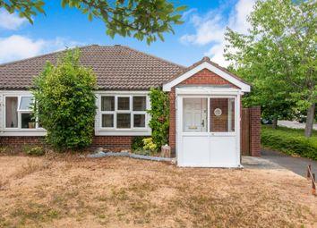 Thumbnail 2 bed semi-detached bungalow for sale in Duddon Close, West End, Southampton