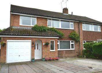 Thumbnail 4 bed semi-detached house for sale in Morris Way, London Colney, St. Albans