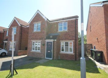 Thumbnail 3 bed detached house for sale in Murphy Close, Crook
