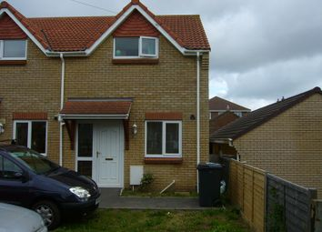 Thumbnail 2 bed end terrace house to rent in Luther Road, Winton, Bournemouth