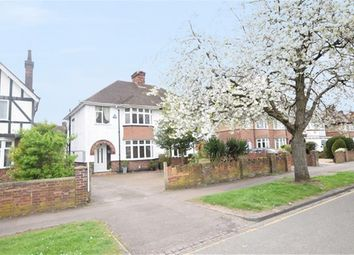 Thumbnail 3 bedroom semi-detached house for sale in Cardington Road, Bedford