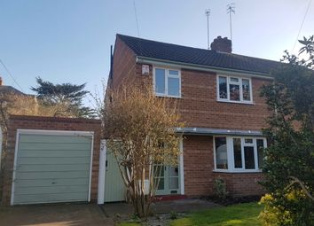 Thumbnail 3 bed semi-detached house for sale in Sharman Road, Worcester