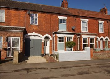 Thumbnail 3 bed terraced house for sale in Marsh Lane, Barton-Upon-Humber