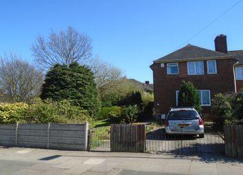 Thumbnail 3 bedroom property for sale in Queens Road, Yardley, Birmingham