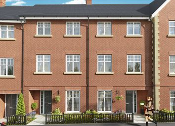 "Thumbnail 4 bed terraced house for sale in ""The Appleby"" at The Ridgeway, Enfield"