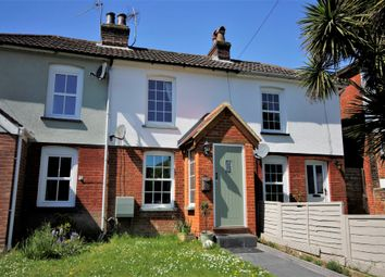 Thumbnail 2 bed terraced house for sale in Trinity Street, Fareham