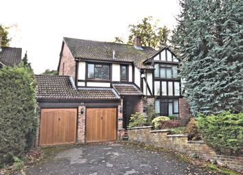 Thumbnail 4 bedroom detached house for sale in Woking, Surrey