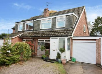Thumbnail 3 bed semi-detached house for sale in Millfield Close, Wilberfoss, York