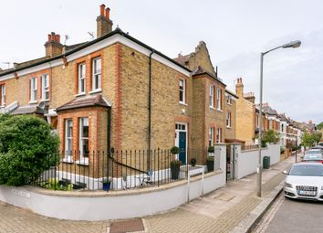 Thumbnail 4 bedroom end terrace house to rent in Heslop Road, London