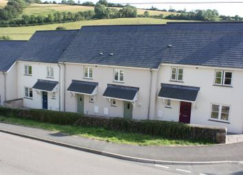 Thumbnail 1 bed terraced house for sale in Liverton Drive, Swimbridge, Barnstaple