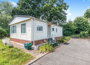 Thumbnail 2 bedroom bungalow for sale in Fairview Avenue, Cat & Fiddle Park, Clyst St. Mary, Exeter