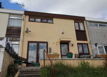 Thumbnail 3 bedroom terraced house to rent in Saunders Walk, Plymouth