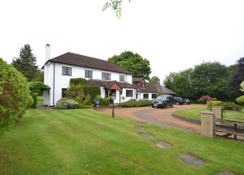 Thumbnail 5 bed detached house to rent in Manor House Lane, Great Bookham