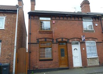 Thumbnail 2 bed property to rent in Pound Road, Wednesbury
