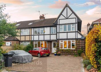 Thumbnail 4 bed semi-detached house for sale in High Road, Broxbourne, Hertfordshire