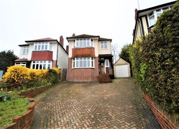 Thumbnail 3 bed detached house to rent in Hillview Crescent, Orpington, Kent