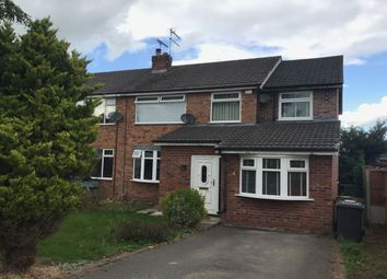 Thumbnail 4 bed semi-detached house for sale in Buckingham Close, Wistaston, Crewe