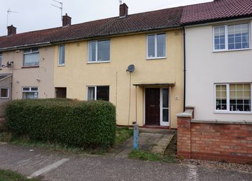 Thumbnail 4 bed terraced house for sale in Kingsthorpe Avenue, Corby