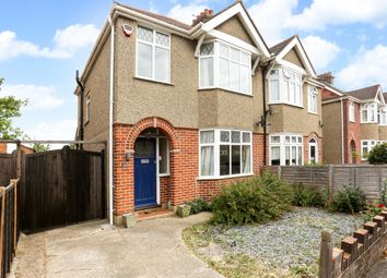Thumbnail 3 bed semi-detached house to rent in Haslemere Road, Windsor