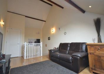 Thumbnail 1 bed maisonette to rent in Percy Road, Aylestone, Leicester