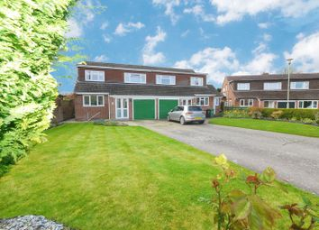 Thumbnail 3 bed semi-detached house for sale in Brookside, Cholsey, Wallingford