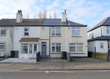 Thumbnail 3 bed terraced house for sale in Chessington Road, West Ewell, Epsom