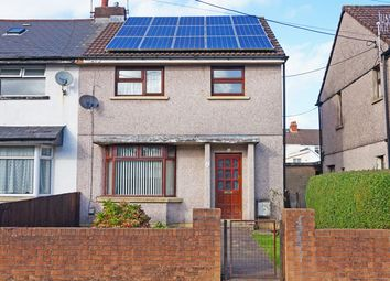 Thumbnail 3 bed semi-detached house for sale in Pant-Y-Celyn, Ystrad Mynach