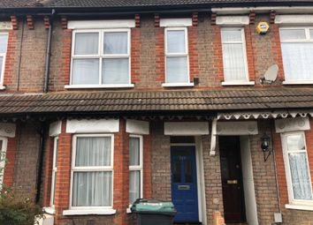 Thumbnail 3 bed terraced house to rent in Beechwood Road, Leagrave, Luton