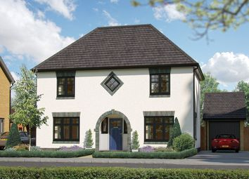"""Thumbnail 3 bed detached house for sale in """"The Spruce"""" at Southam Road, Radford Semele, Leamington Spa"""