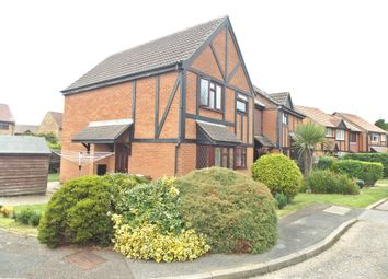 Thumbnail 1 bed semi-detached house for sale in Reedland Way, Felixstowe
