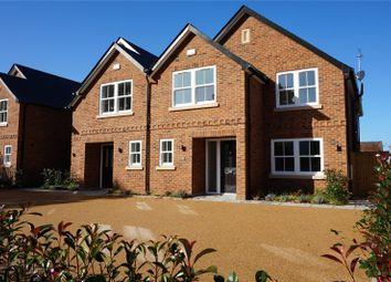 Thumbnail 4 bed semi-detached house for sale in Brachen House, Hatch Lane, Windsor, Berkshire