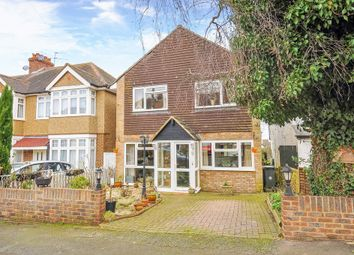 Thumbnail 4 bedroom detached house for sale in Beech Road, Epsom, Surrey
