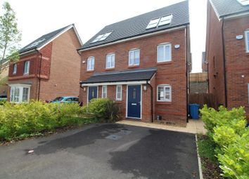 Thumbnail 3 bed semi-detached house for sale in Grange Lane, Gateacre, Liverpool