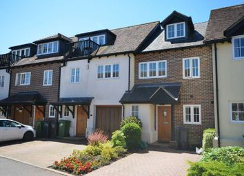Thumbnail 4 bed town house to rent in Mosse Court, Central Wickham, Fareham