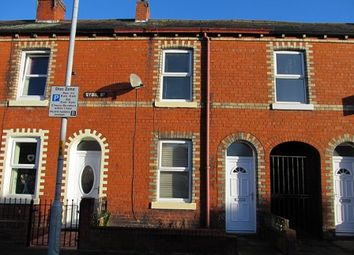 Thumbnail 3 bedroom terraced house to rent in Sybil Street, Carlisle, Cumbria