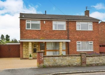 Thumbnail 3 bed detached house for sale in The Chequers, Castlethorpe, Milton Keynes