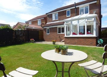 4 bed detached house for sale in Faldo Drive, Ashington NE63