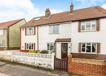 Thumbnail 3 bed terraced house for sale in Seymour Road, Lee-On-The-Solent