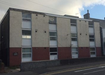 Thumbnail 1 bed property to rent in Queens Court, Sandfields, Port Talbot, Neath Port Talbot .