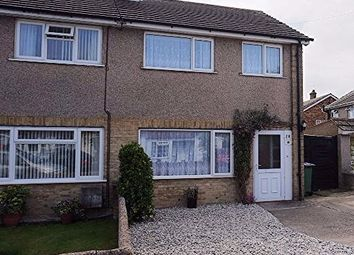 Thumbnail 3 bed semi-detached house for sale in Seaway Crescent, St Marys Bay, Romney Marsh