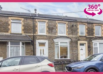 Thumbnail 3 bed terraced house for sale in Geoffrey Street, Neath