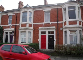Thumbnail 6 bed maisonette to rent in Bayswater Road, Jesmond, Newcastle Upon Tyne