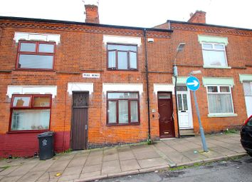 Thumbnail 3 bed terraced house for sale in Pool Road, Leicester