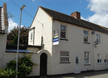 Thumbnail 2 bed terraced house for sale in Mount Pleasant, Tamworth