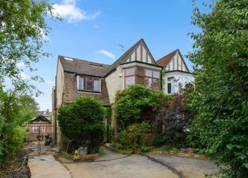 Thumbnail 5 bed semi-detached house for sale in Kent Gardens, Ealing