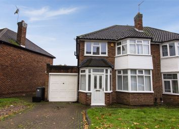 3 bed semi-detached house for sale in Gilson Way, Birmingham, West Midlands B37