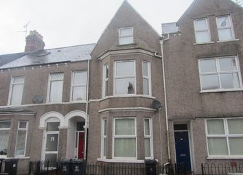 Thumbnail 2 bed flat for sale in Tudor Street, Cardiff