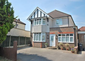 Thumbnail 4 bed detached house for sale in Limpsfield Road, South Croydon, Surrey