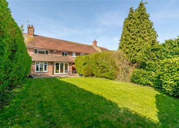 Thumbnail 3 bed terraced house for sale in Elmside, Guildford, Surrey